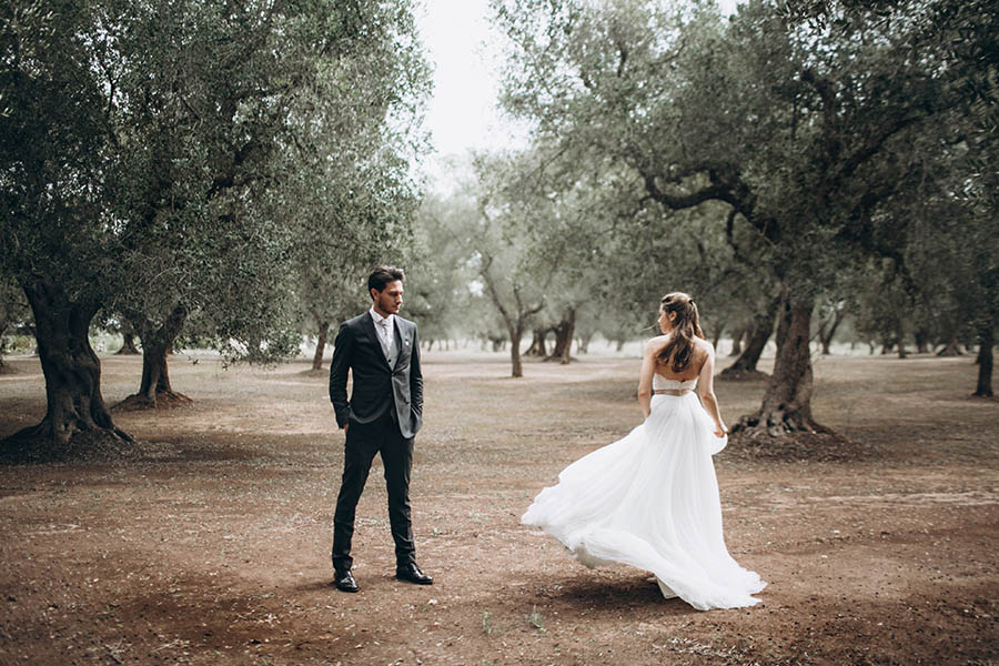 <span>Travel</span>Getting Married in The Forest