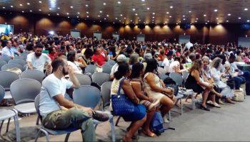 Auditorio Congreso Brasil