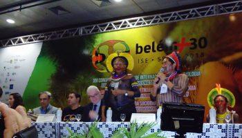 Podium Congreso Brasil