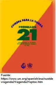 Agenda o Programa 21