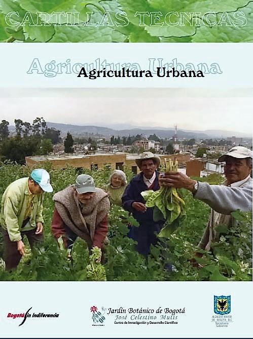 Cartillas técnicas Agricultura Urbana