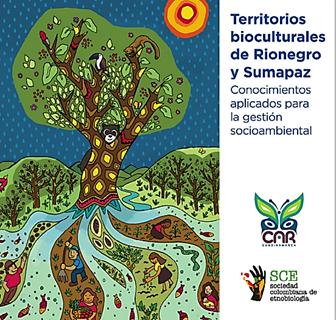 Portada Territorios bioculturales de Río Negro y Sumapaz